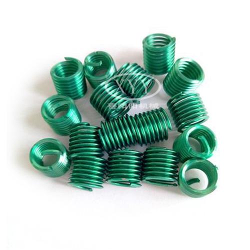 染色钢丝螺套